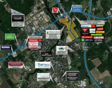 Real Estate Listing   Parcel C COUNTY RD 19 - AKA -RIDEAU RIVER RD ROAD Kemptville